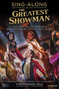 The Greatest Showman Sing-A-Long Poster