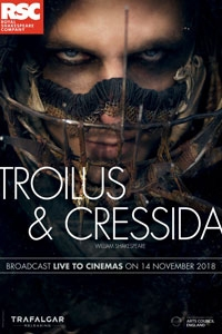 Royal Shakespeare Company : Troilus and Cressida Poster