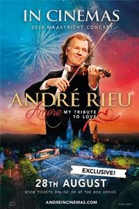 Andre Rieu 2018 Maastricht Concert Poster
