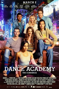Dance Academy: The Comeback Poster