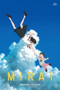 Mirai (Mirai no Mirai) Poster