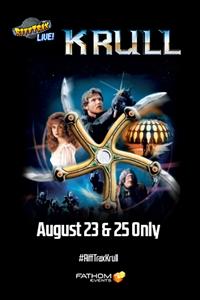 RiffTrax Live: Krull Poster