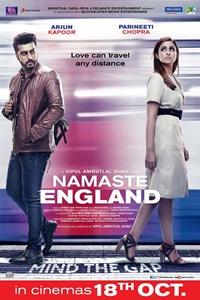 Namastey England Poster
