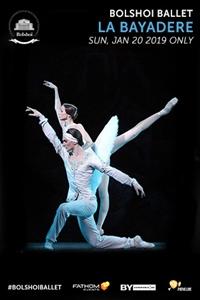 Bolshoi Ballet: La Bayadere Poster