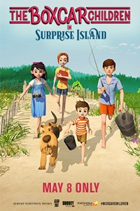 The Boxcar Children - Surprise Island Poster