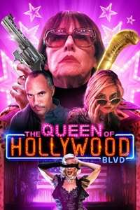 The Queen of Hollywood Blvd Logo