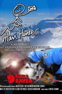 Alan Hinkes: The First Briton To Climb The World's Highest Mountains Poster