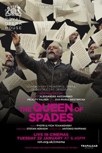 The Royal Opera House: The Queen of Spades Poster