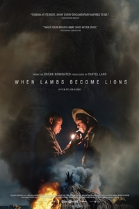 When Lambs Become Lions Poster