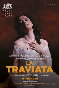 The Royal Opera House: La Traviata Poster