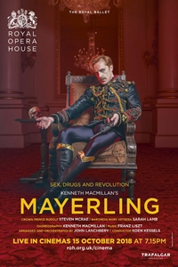 The Royal Ballet: Mayerling Poster