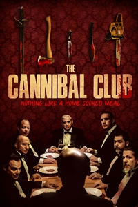 The Cannibal Club (O clube dos canibais) Poster