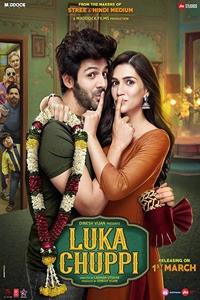 Luka Chuppi (Hindi) Poster