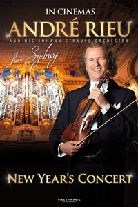 Andre Rieu - 2019 New Year's Concert from Sydney Poster