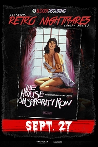 Bloody Disgusting Presents House On Sorority Row Poster