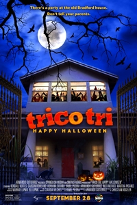 Trico Tri: Happy Halloween Poster
