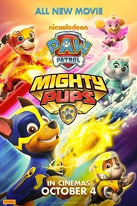 Paw Patrol: Mighty Pups Poster
