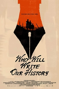 Who Will Write Our History Logo