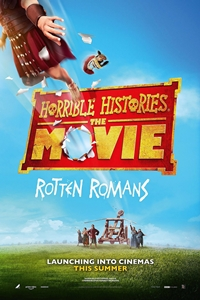 Horrible Histories: The Movie - Rotten Romans (2019) Poster