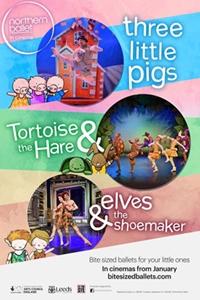 Northern Ballet: Elves & The Shoemaker Poster