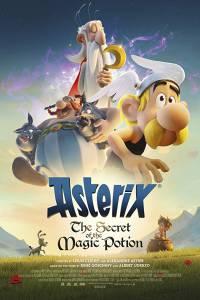 Asterix: The Secret of the Magic Potion Logo
