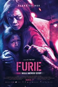 Furie (Hai Phuong) Poster