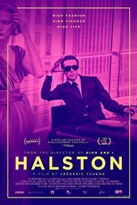 Halston Poster