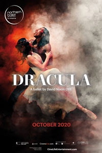 Northern Ballet: Dracula Live Poster