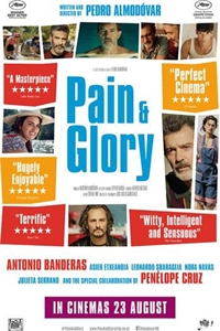 Pain & Glory (Dolor y gloria) Poster