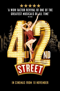 42nd Street - The Musical Poster