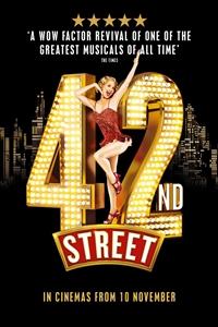 42nd Street - The Musical Logo