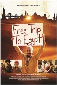 Free Trip to Egypt Poster