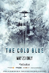 The Cold Blue Poster