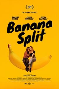 Banana Split (2018) Logo