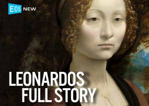 Exhibition on Screen: Leonardo's Full Story Poster
