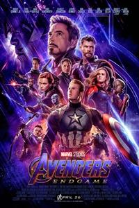 R/C Presents - Avengers: Endgame Sensory Screening Poster