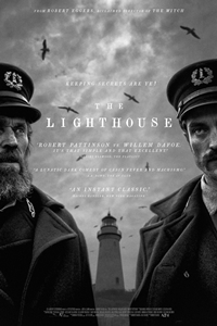 The Lighthouse (2019) Poster