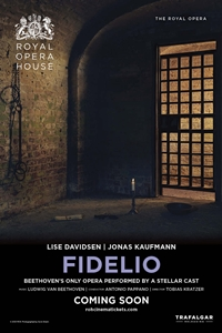 The Royal Opera House: Fidelio Poster