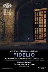 The Royal Opera House: Fidelio Logo