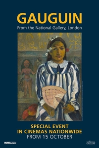 Gauguin: From the National Gallery Poster