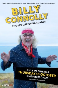 Billy Connolly: The Sex Life of Bandages Poster