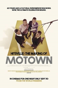 Hitsville: The Making of Motown Poster