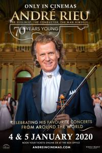 André Rieu - 70 Years Young Poster