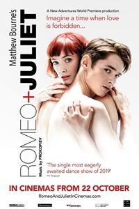 Matthew Bourne's Romeo and Juliet Poster