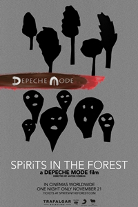 Depeche Mode: Spirits in the Forest Poster