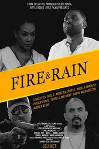 Fire and Rain Poster