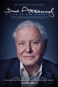 David Attenborough: A Life On Our Planet Logo