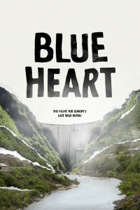 Blue Heart of Europe Poster