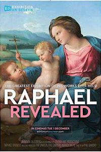 Exhibition on Screen: Raphael Revealed Poster