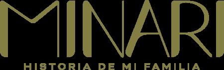 Minari Title logo